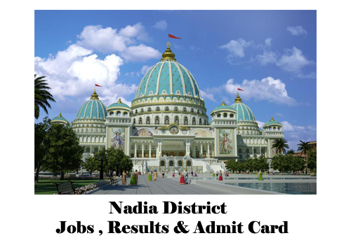 WB Nadia District Karimpur-II and Ranaghat-II Blocks CMDMP Data Entry Operator (DEO) Job Opening on Contract Basis 2014