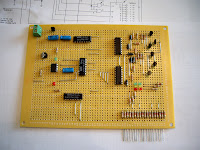 Traffic light controller circuit
