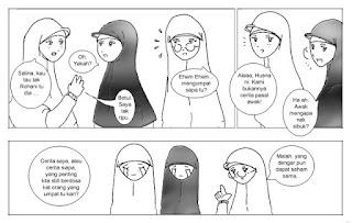 mengupat muslim
