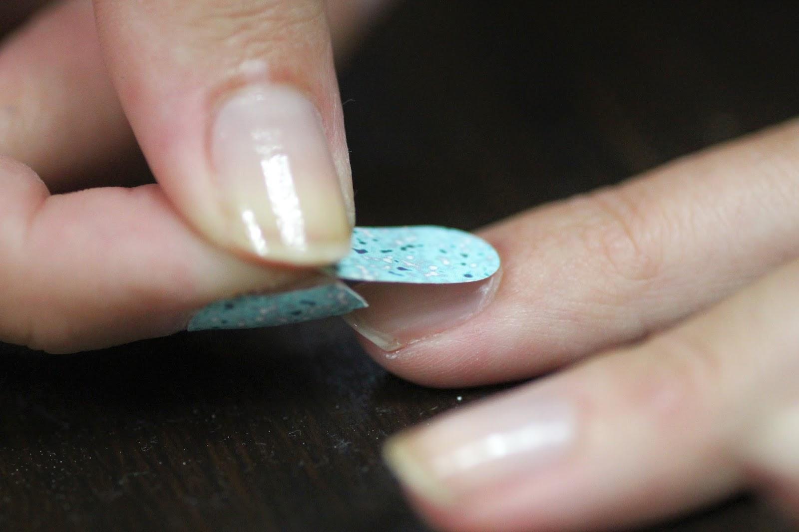 BEAUTY: NAIL WRAPS BY GLAMSTRIPES PRIZMAHFASHION