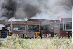 VIDEO DE INCENDIO EN CAUCHOS ARNEDO (17/06/2012)