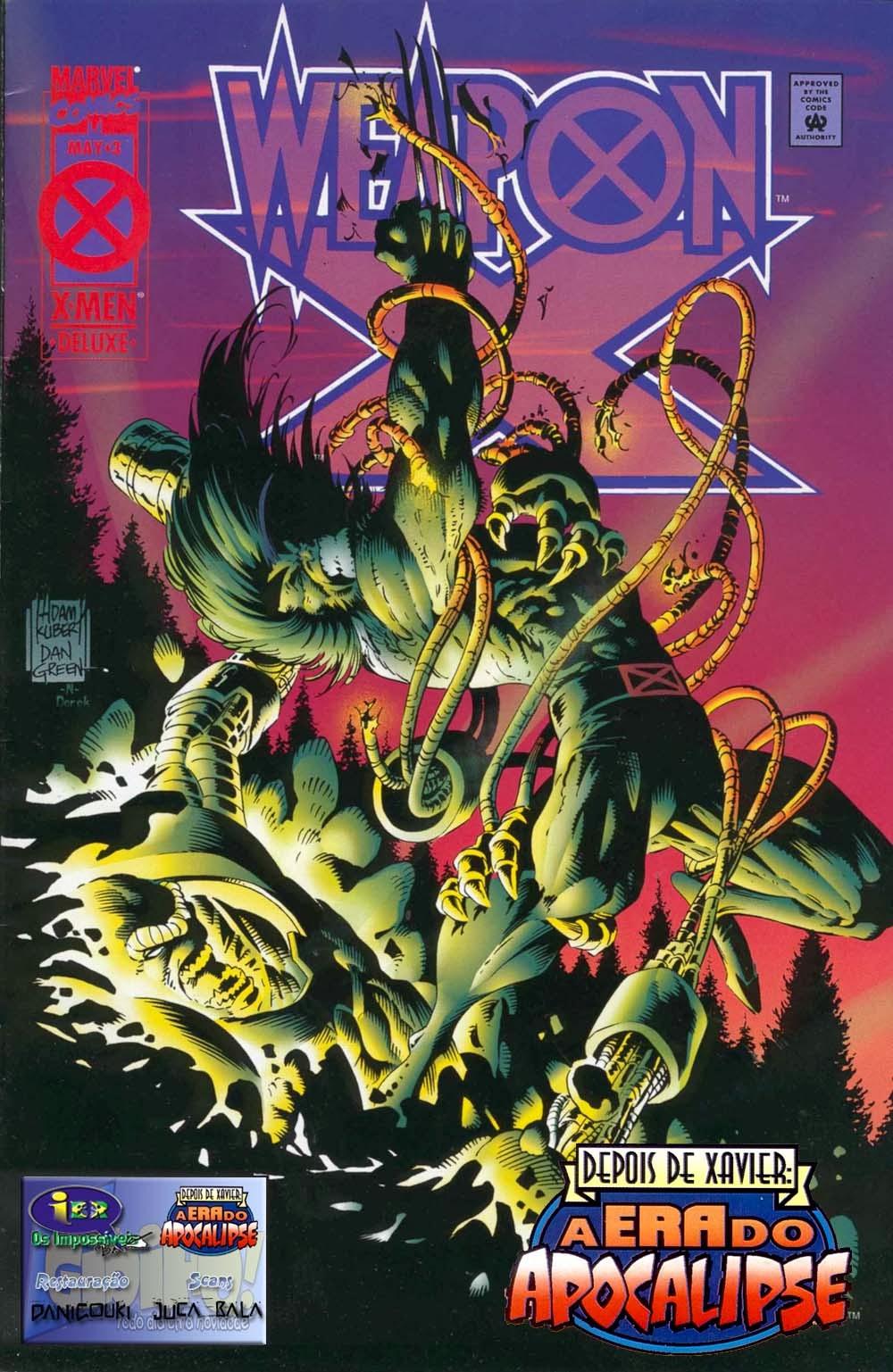 X-Men - A Era do Apocalipse #33