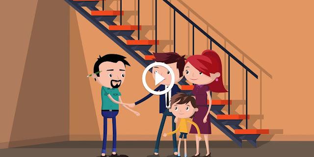 15 Jahre Treppen.de | Verbindungen schaffen mit Treppen