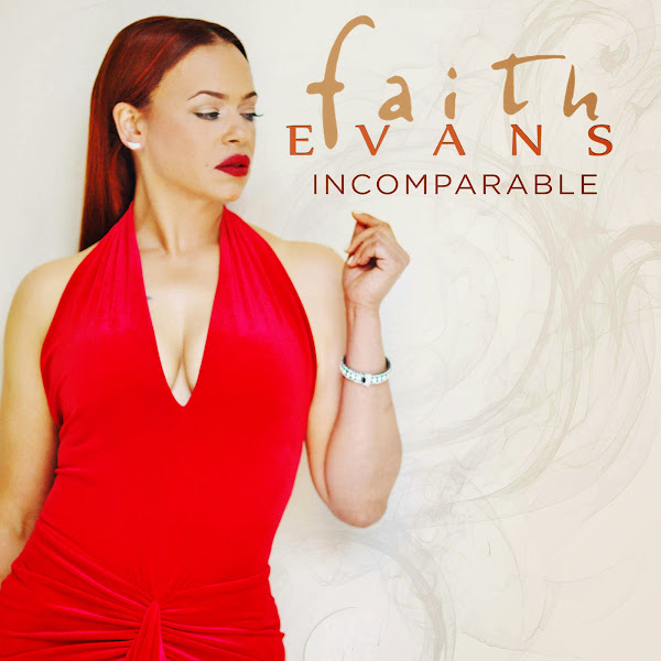 Faith Evans - Incomparable Cover