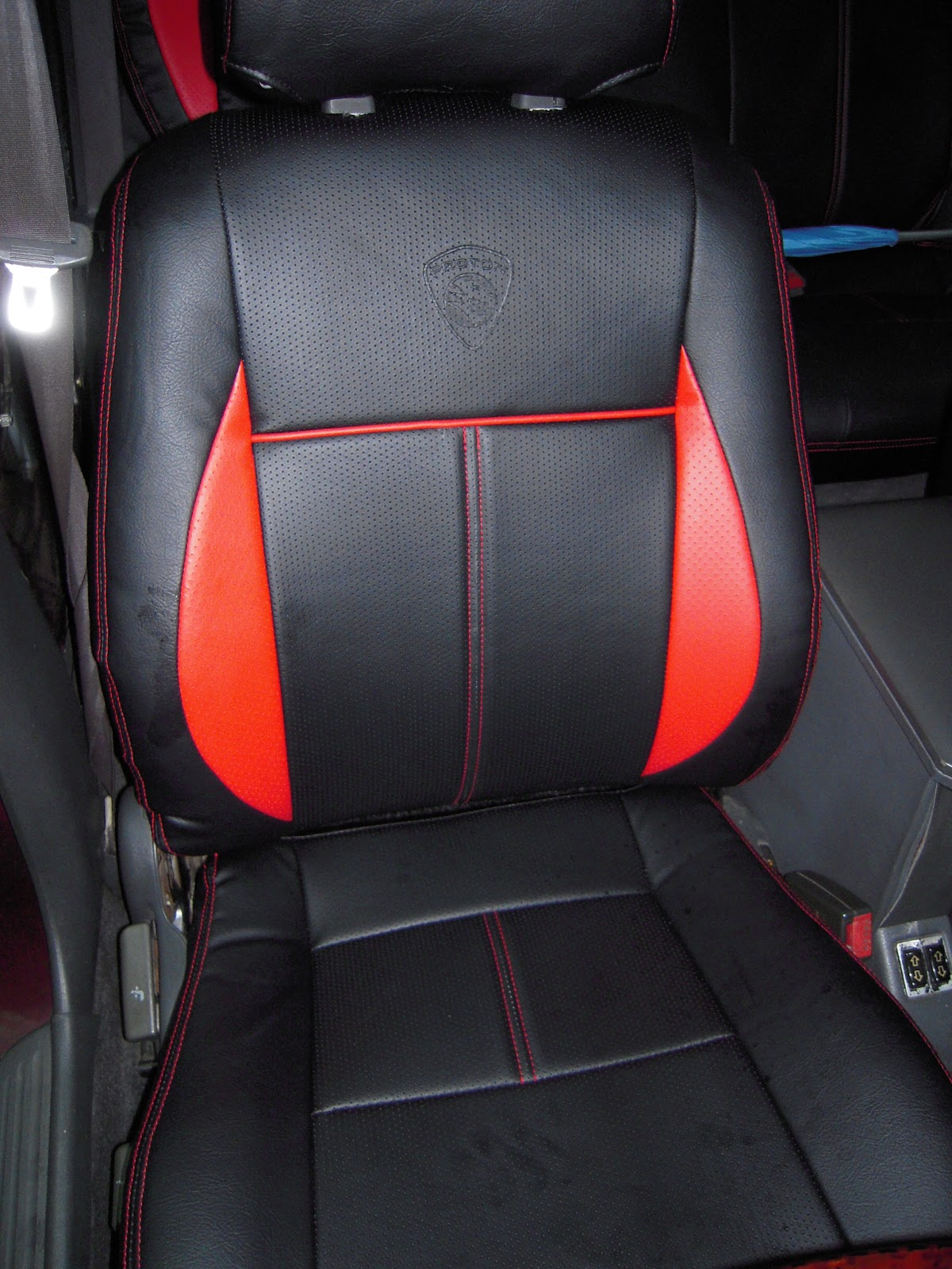 TCA AUDIO CAR ACCESSORIES WIRA SEAT COVER DOOR PANEL