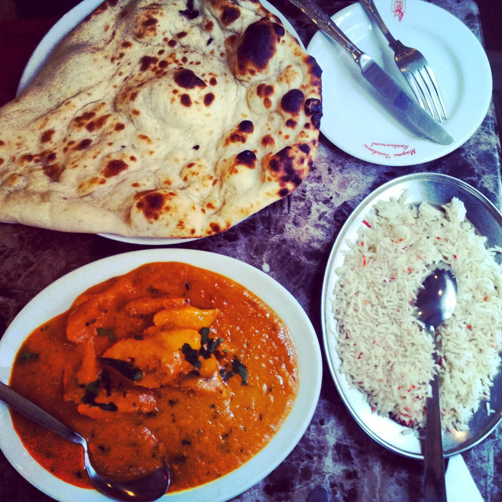 Londra - Indian food