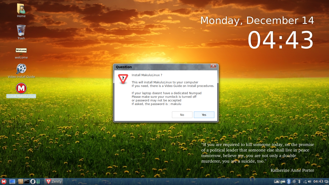 makulu linux core download