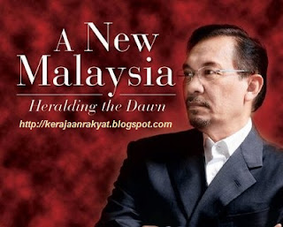 Kerajaan Rakyat Anwar Ibrahim