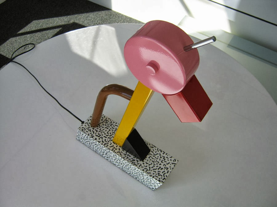 Memphis tahiti lamp by ettore sottsass modern design by for Memphis sottsass