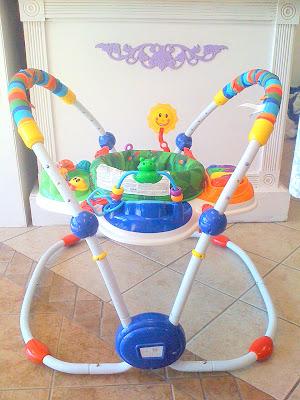 Kids Grow Baby Einstein S Stationary Jumper