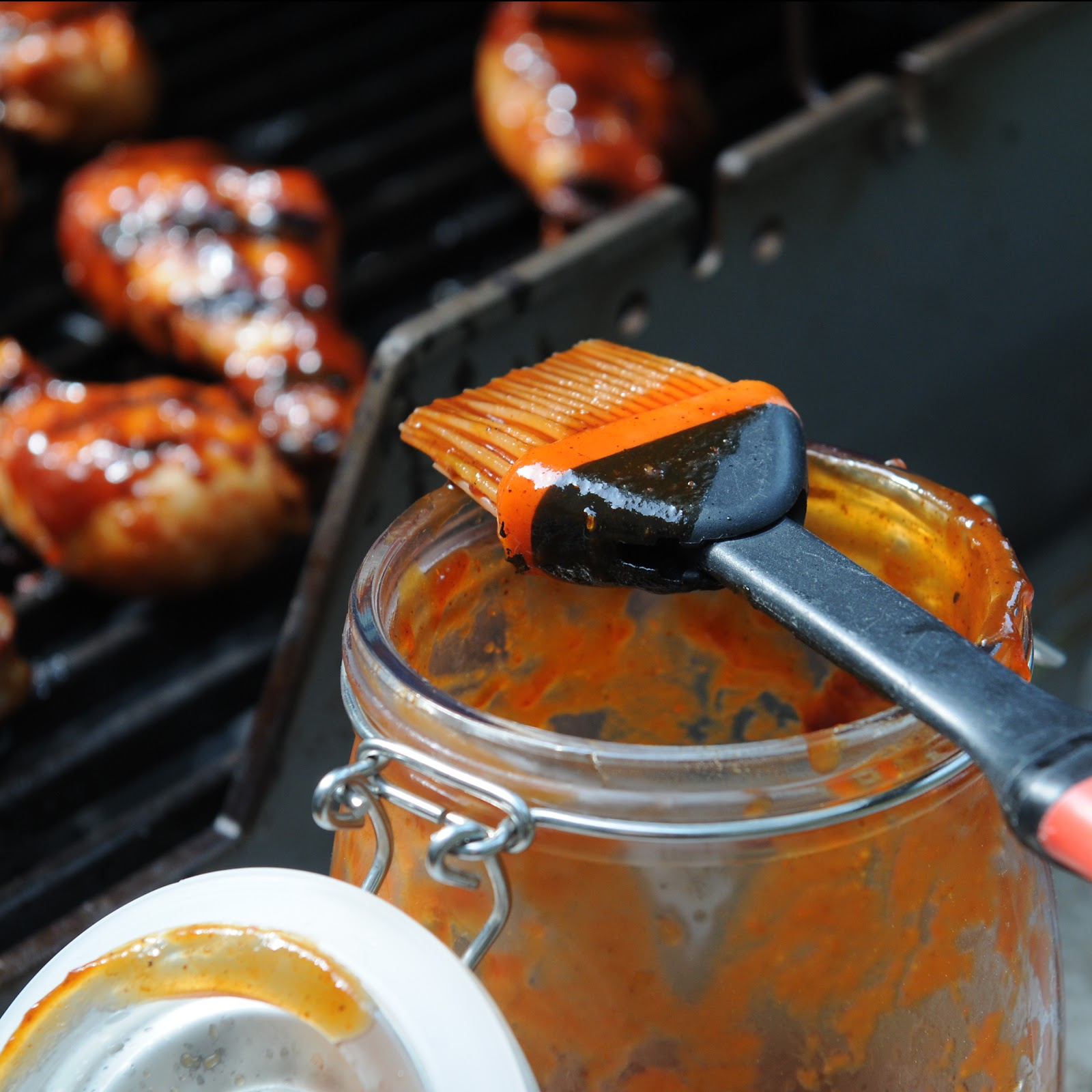 Simply Gourmet: Homemade BBQ Sauce