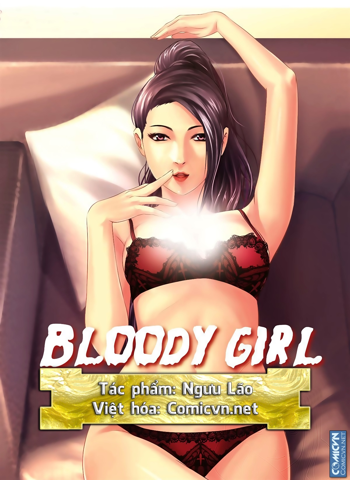 Bloody Girl Chapter 19a - Hamtruyen.vn