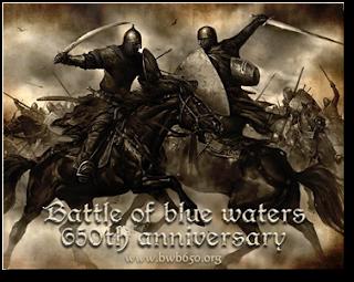 foto: bitva na sinih vodah