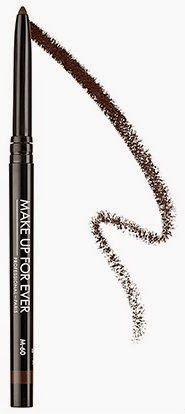 Make Up For Ever Artist Liner in Matte Dark Brown M-60 , Fall 2014 Collection