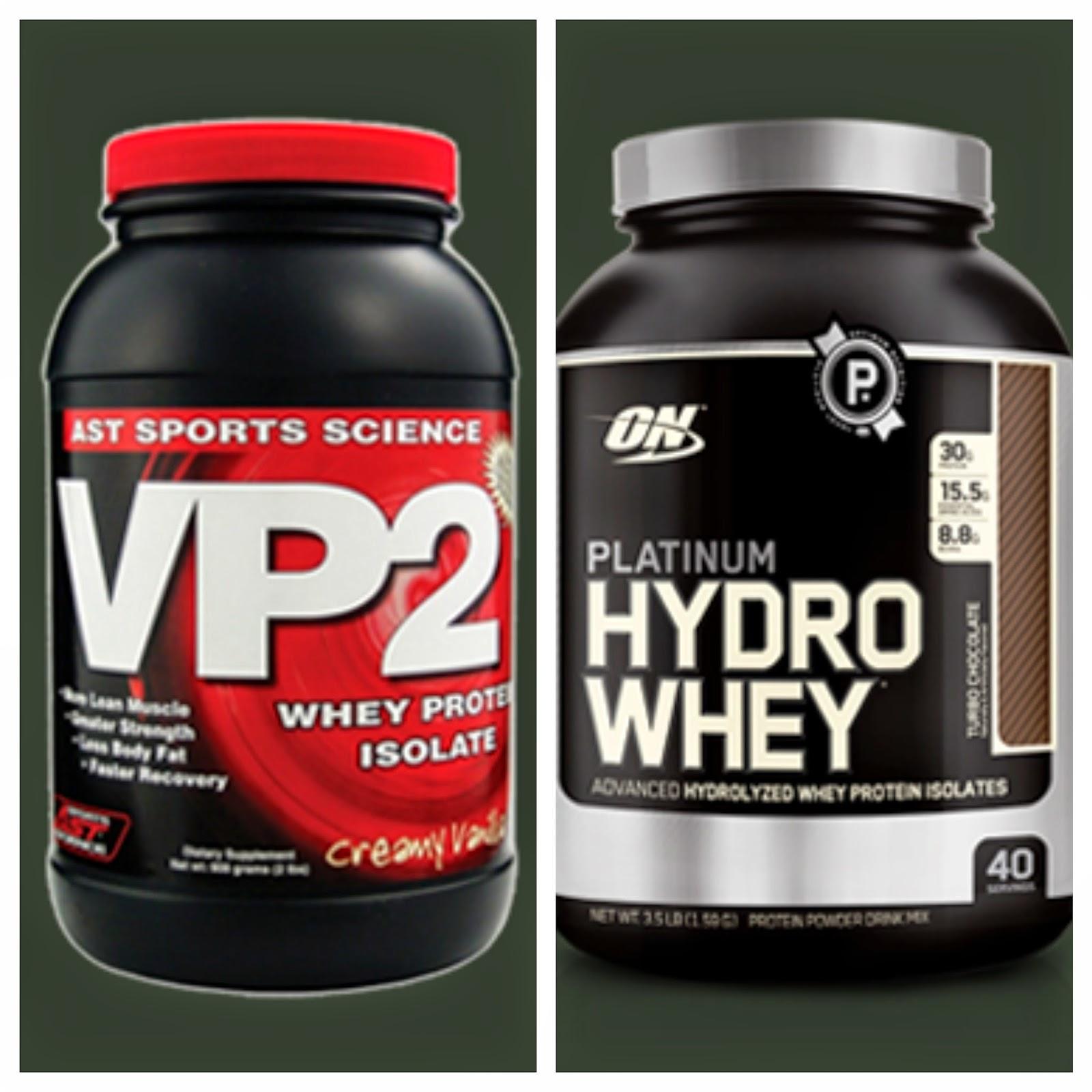 Whey protein VP2 - Hydo whey