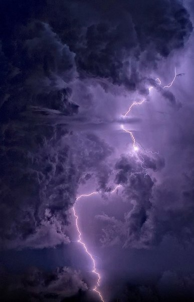 фото молнии
