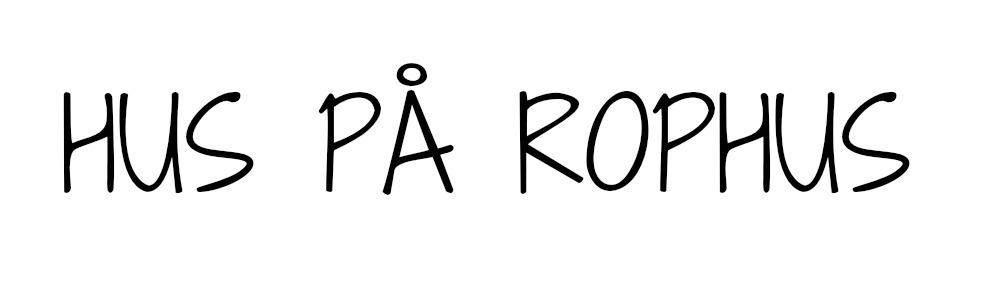 Hus på Rophus