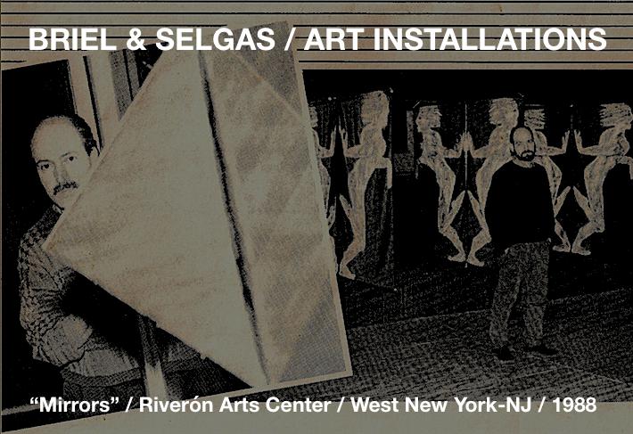 Briel & Selgas / Mirrors / 1988