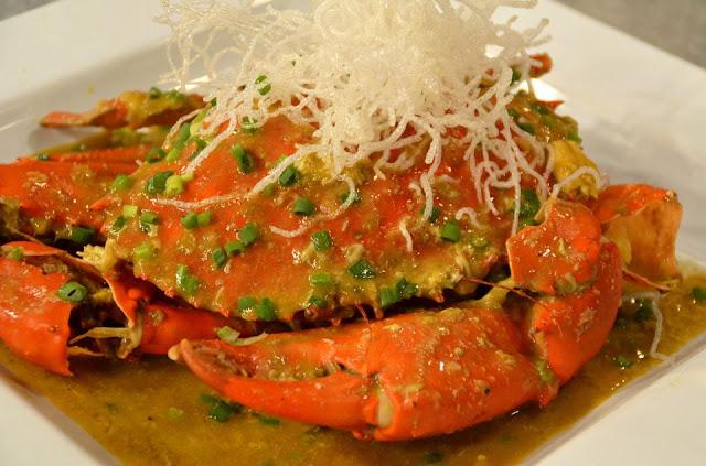 Alimango Asado Espesyal Recipe