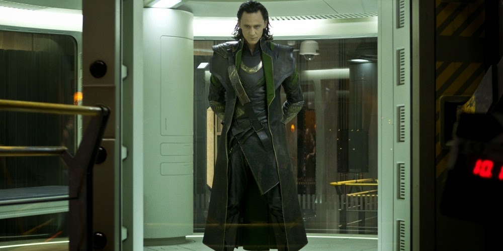 Tom Hiddlestone em OS VINGADORES - THE AVENGERS (The Avengers)