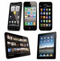 Nem nas férias os brasileiros desgrudam dos smartphones e tablets