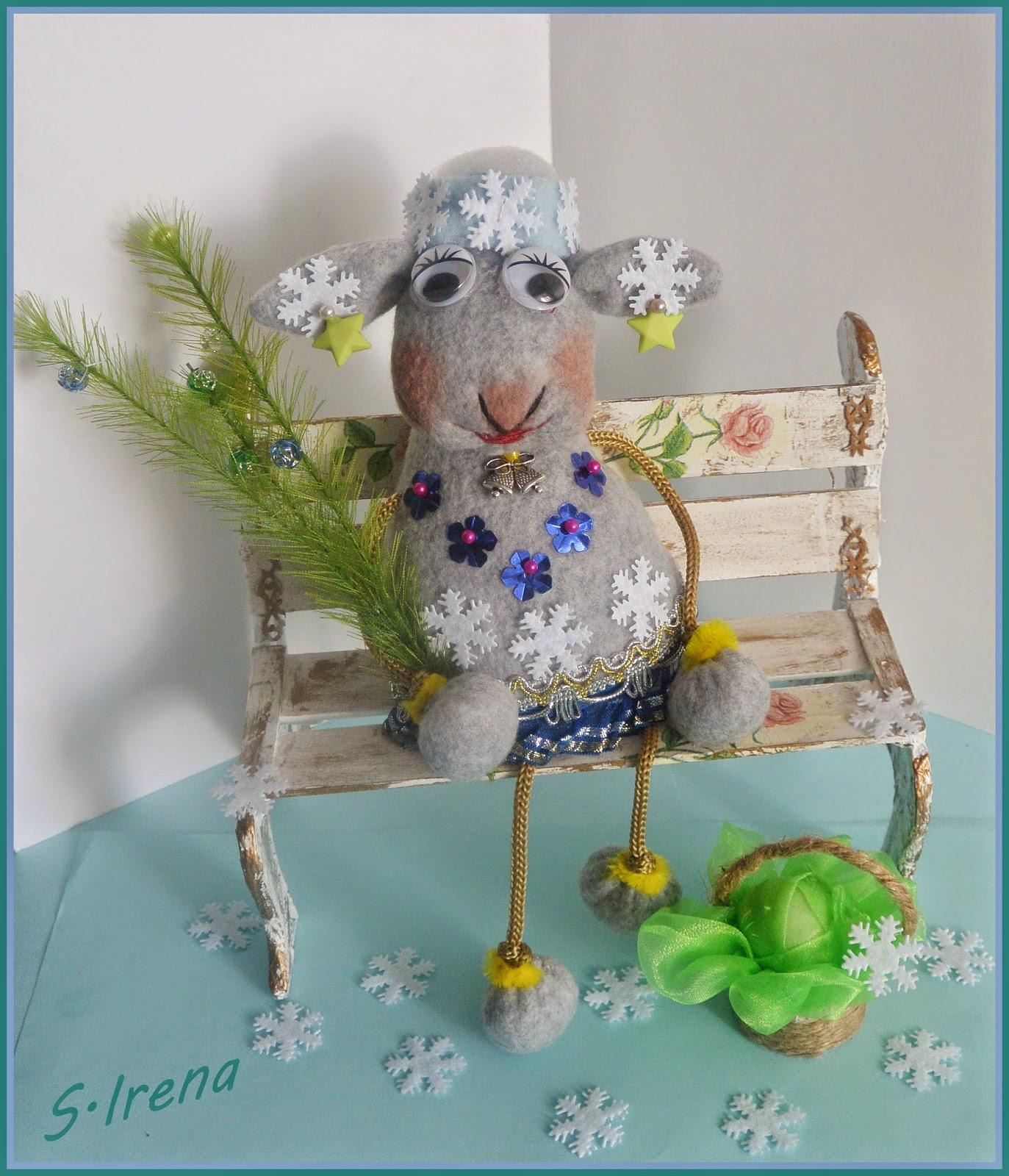 Сказка про овечку