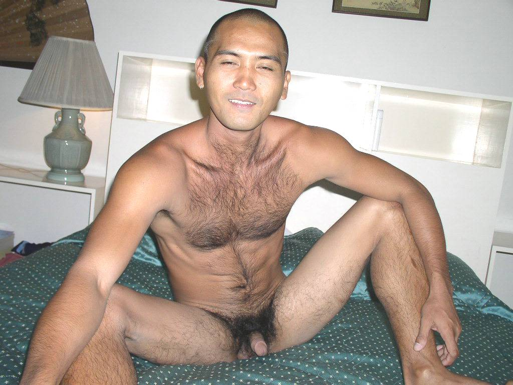 Men asian naked south hairy