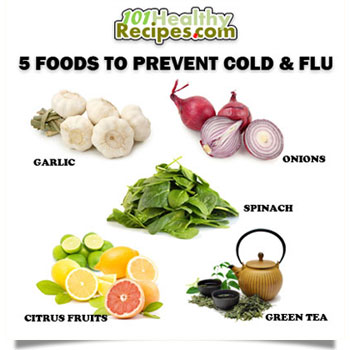 Foods To Eat Cold Flu