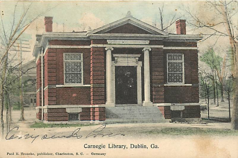 CARNAGIE LIBRARY