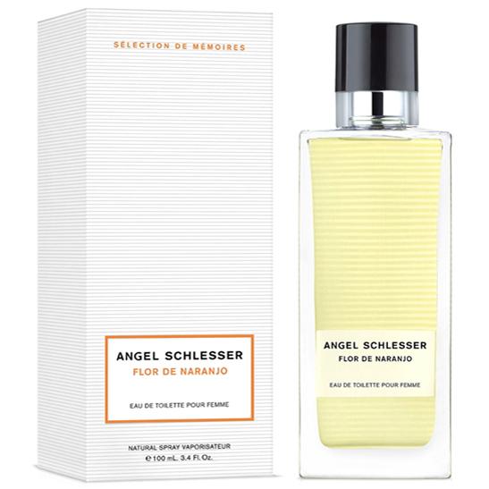 Flor de Naranjo Angel Schlesser perfume femenino
