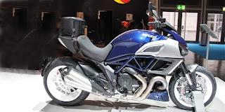 Foto Motor Ducati ini, Bukan Warna Tradisi Ducati