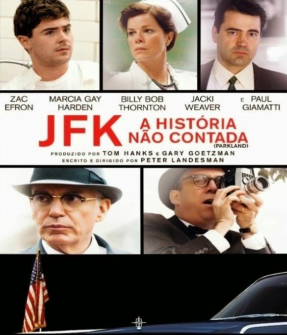 JFK A História Não Contada – Dublado (2013)