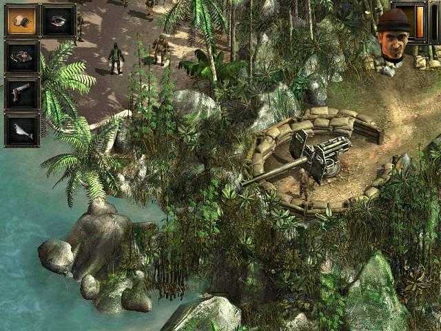 Free Download Games Commandos 2 : Men Of Courage Full Version
