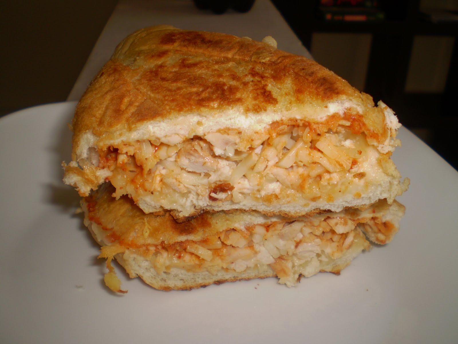 saz243n del coraz243n torta de pollo al chipotle