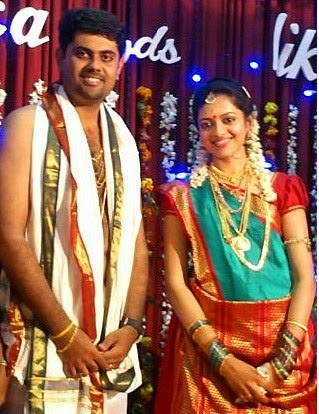 Idea Star Singer Nikhil Sivakumar Ambika Gopalakrishnan Marriage News And Photos
