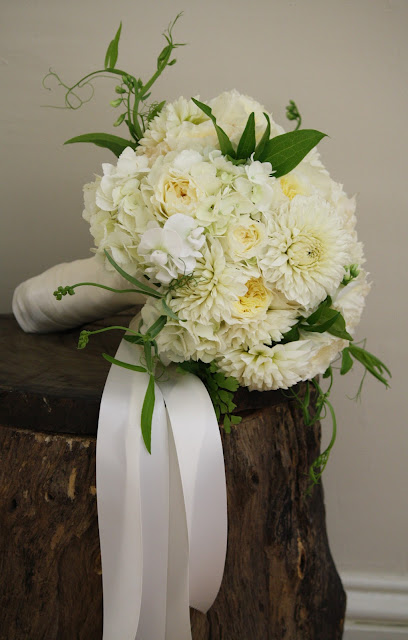 Highlands Country Club Bride's Bouquet - Splendid Stems Event Florals