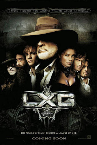 The League of Extraordinary Gentlemen (BRRip HD Ingles Subtitulada) (2003)