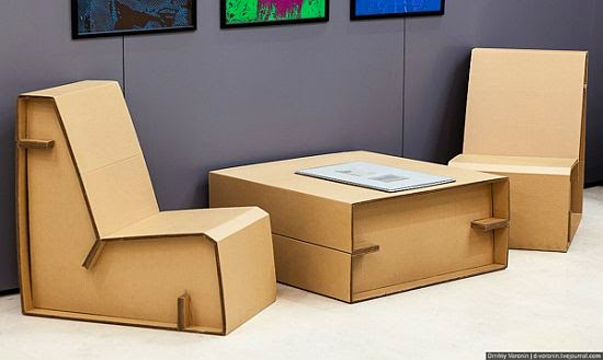 Awesome Cardboard Products and Designs (15) 11