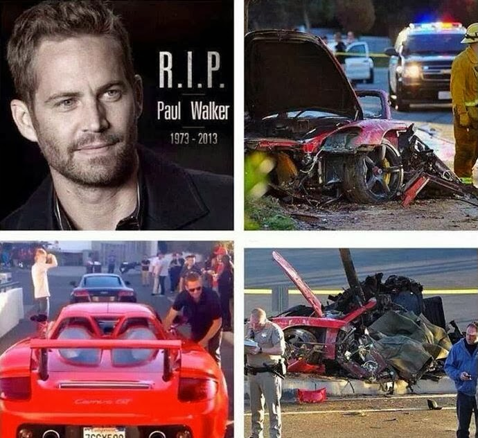 paul walker accident scene choice image