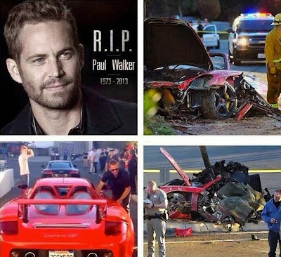 inphomaniac paul walker car accident scene photos. Black Bedroom Furniture Sets. Home Design Ideas
