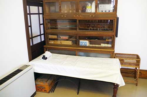 Rakugeikan Medical Museum, Gujo Hachiman.