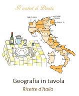 Geografia in Tavola - Ricette d'Italia