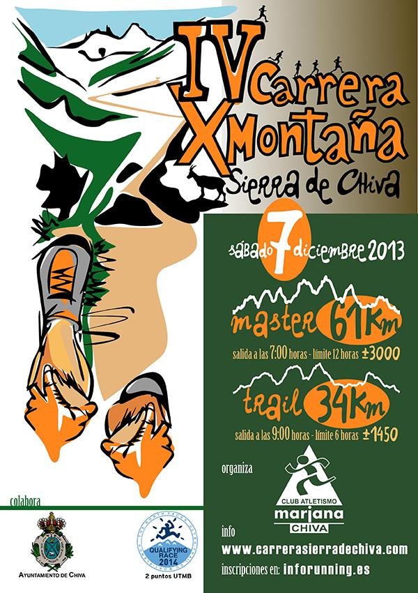 IVCXM SIERRA DE CHIVA