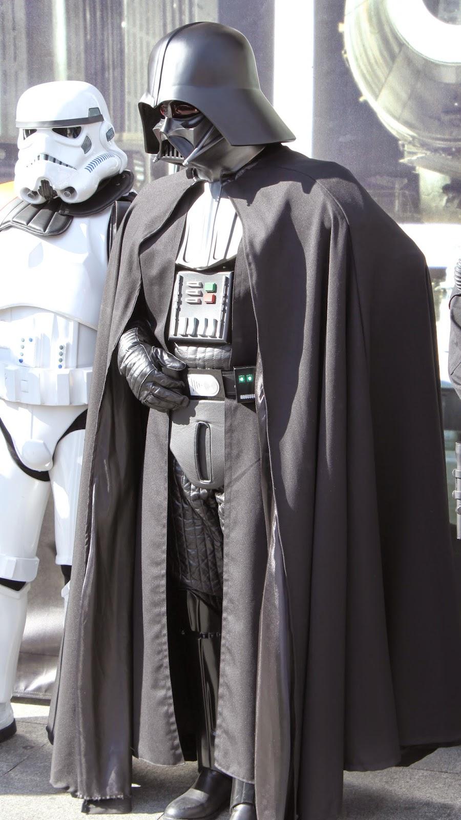 Darth Vader Fuenlabrada