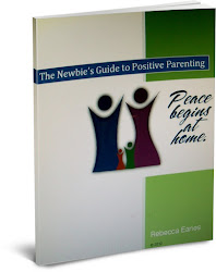 Get our Book! The Newbie's Guide to Positive Parenting