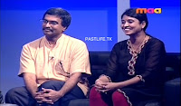 Gatha+janma+rahasyam+photos+images+Mrs+Vyjayanthi+with+her+Husband+Vikram+Reddy+came+in+the+first+episode+of+Gatha+Janma+Rahasyam-rasyam-rasam-