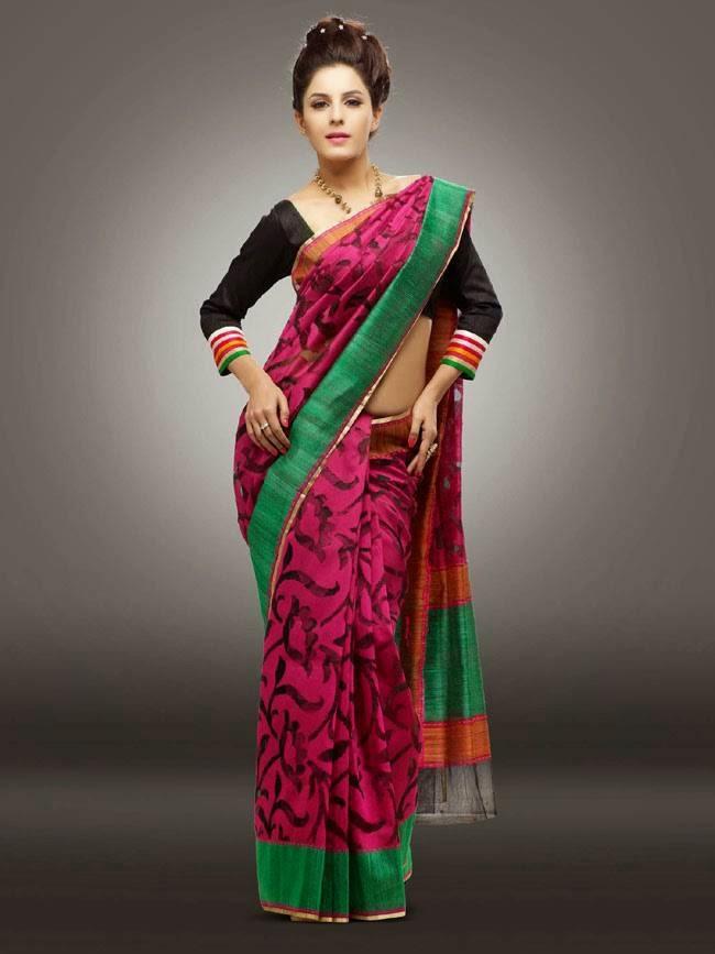 Isha Talwar In Designer Saree