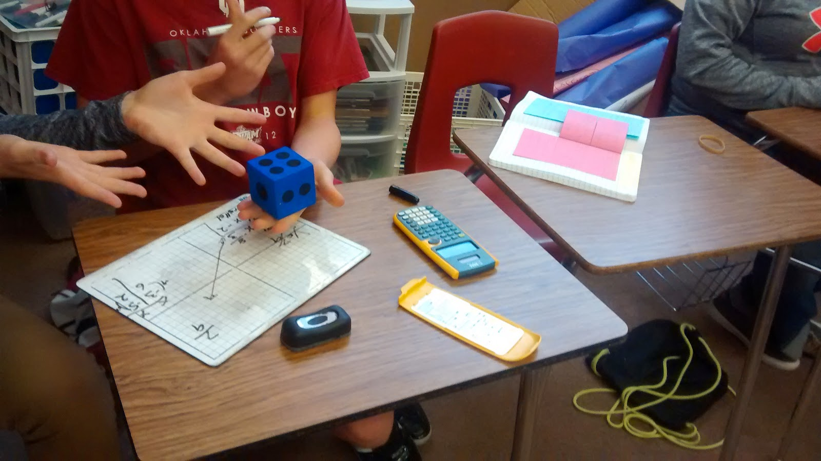 Math love rolling dice for point slope form and desmos awesomeness falaconquin