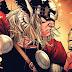 Thor vs Homem de Ferro