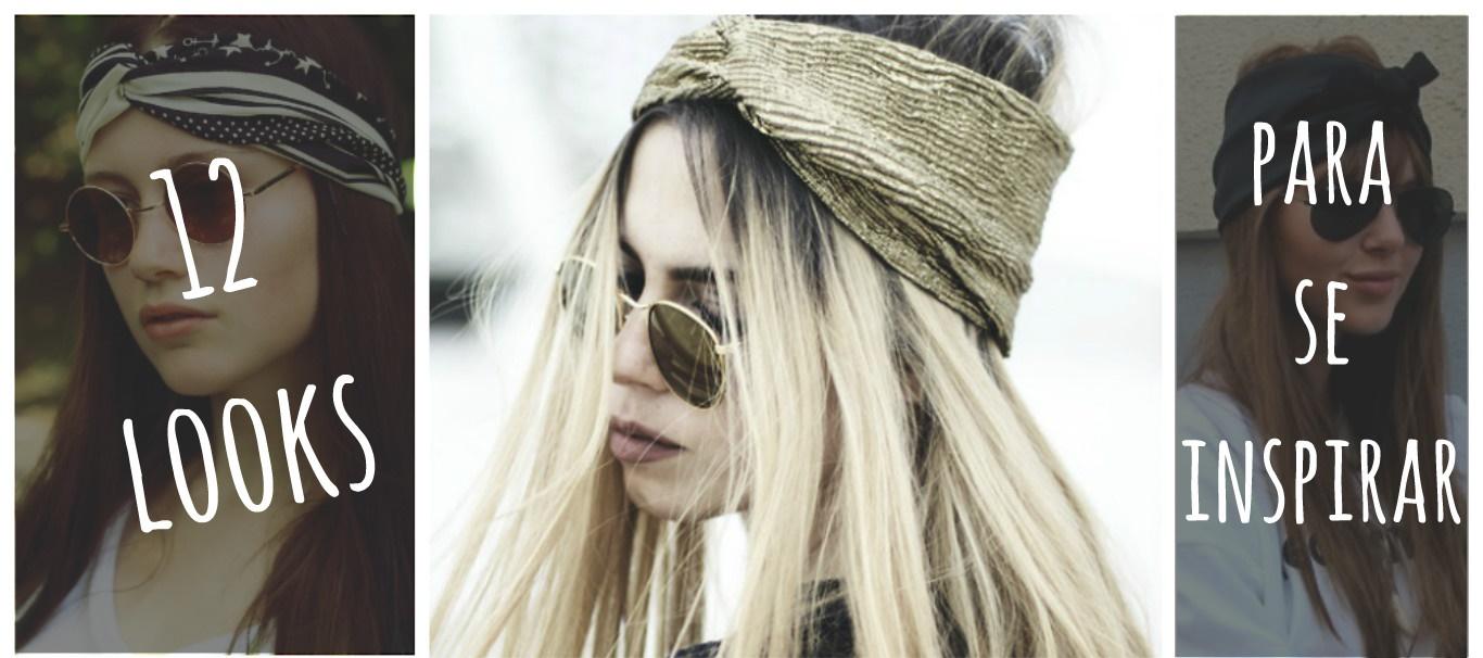 Looks com óculos e headband